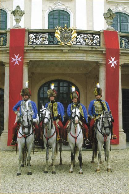 The Estaerházy Hussars